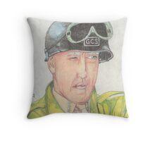 G.C.S. Throw Pillow