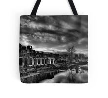 The Glass Factory Tote Bag
