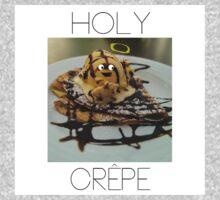 Holy Crêpe One Piece - Long Sleeve