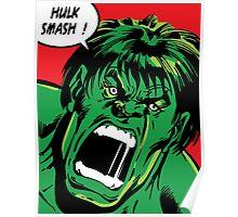 Hulk Smash ! Poster