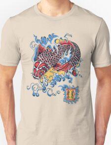 Koi t-shirt T-Shirt
