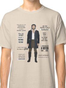 ICHABOD CRANE QUOTES Classic T-Shirt