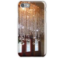 Chandelier at Bliss Home and Design iPhone Case/Skin
