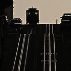 San Francisco cable car  by Johan Lindstrom