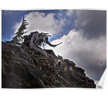 The Wizard - Crater Lake National Park Poster