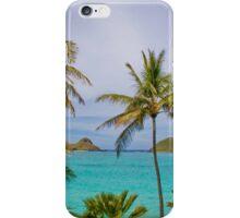 Palm Trees & Lani Kai  iPhone Case/Skin