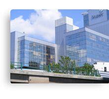 Skypark Office Building Canvas Print