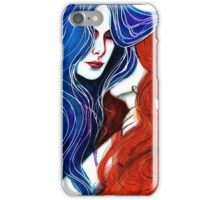 Ever Since The Day We Shared The Same Air iPhone Case/Skin