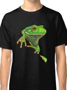 Frog sans log Classic T-Shirt