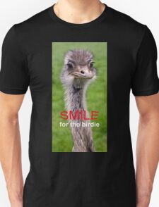 Smile... for the birdie T-Shirt