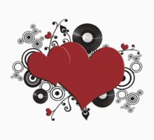 Love is the Music of My Heart by Sarah Stallings