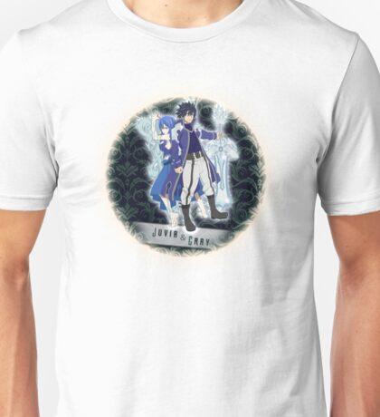 Fairy Tail - Juvia Lockser & Gray Fullbuster Unisex T-Shirt