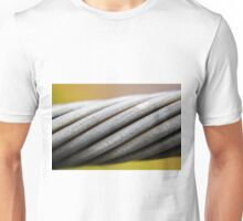Steel Cable Unisex T-Shirt