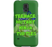 Teenage Mutant Ninja Turtles Leonardo Samsung Galaxy Case/Skin