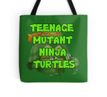 Teenage Mutant Ninja Turtles Michelangelo Tote Bag