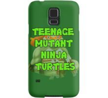 Teenage Mutant Ninja Turtles Michelangelo Samsung Galaxy Case/Skin