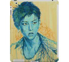 Tao in Blue iPad Case/Skin
