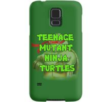 Teenage Mutant Ninja Turtles Raphael Samsung Galaxy Case/Skin