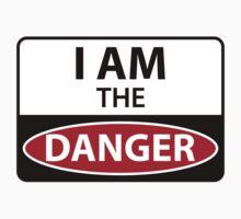 Breaking bad - I Am The Danger! by Galeaettu