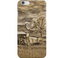 An Old Mill iPhone Case/Skin