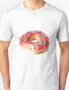 Strawberry Frosted Donut T-Shirt