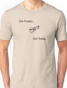 Die Potato ASDF T-Shirt Unisex T-Shirt