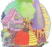 Crinoline Lady  by PixieDoodleDoo