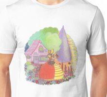 Crinoline Lady  Unisex T-Shirt