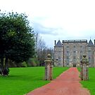Kinneil House II by Tom Gomez