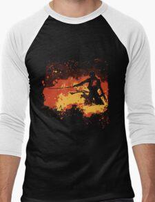 Fight for mankind Men's Baseball ¾ T-Shirt