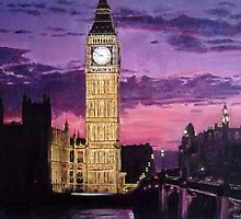 Big Ben by Valentina Henao