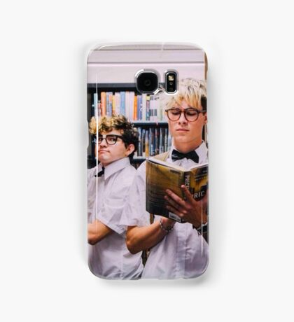 kian and jc project Samsung Galaxy Case/Skin