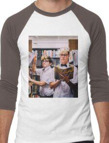 kian and jc project Men's Baseball ¾ T-Shirt
