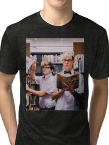 kian and jc project Tri-blend T-Shirt