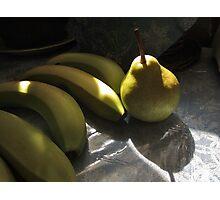 A Fruitful Meeting Photographic Print