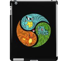 Three Elements iPad Case/Skin