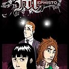 March of Mephisto Chapter 1 Cover Page by Cosmodious