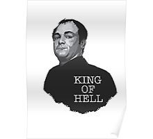Supernatural - King of Hell Poster