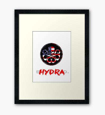Hydra Takeover Framed Print