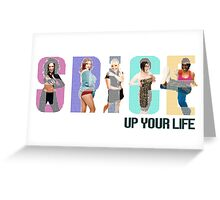 Spice Up Your Life! Greeting Card