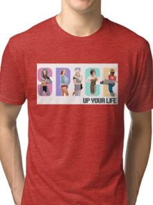 Spice Up Your Life! Tri-blend T-Shirt