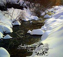 marshmallow creek by LoreLeft27