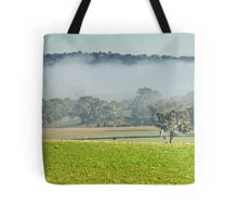 Foggy Layer Tote Bag