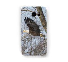 Adult American Bald Eagle  Samsung Galaxy Case/Skin