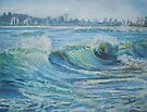 Surf's Up by Dianne  Ilka