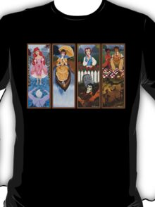 Phantom Manor Stretch Portraits T-Shirt