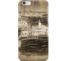 Chicago Police Boats iPhone Case/Skin