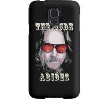 The Dude Abides. Samsung Galaxy Case/Skin