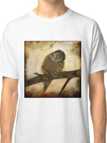 Whispered in the sounds of silence Classic T-Shirt