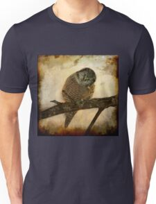 Whispered in the sounds of silence Unisex T-Shirt
